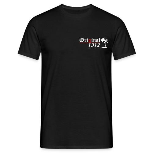 1312 T-Hemd [Druck beidseitig] - Männer T-Shirt