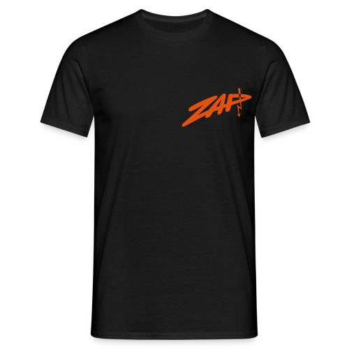 zap_logo_orange - Männer T-Shirt