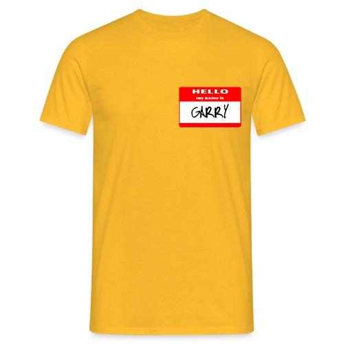 NAME Garry - Maglietta da uomo