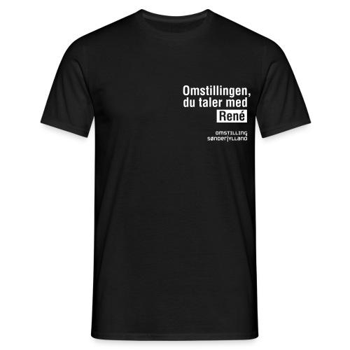OS rene - Men's T-Shirt