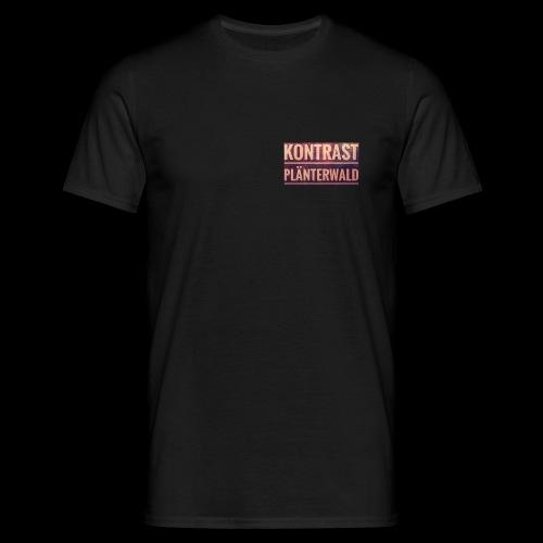 Plänterwald - Männer T-Shirt