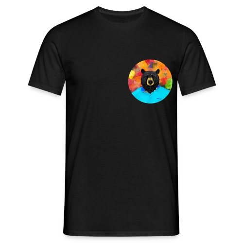 Bear Necessities - Men's T-Shirt