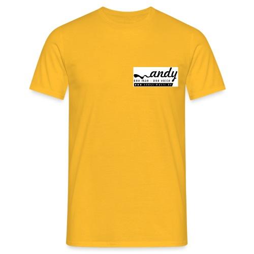 logotassen - Männer T-Shirt