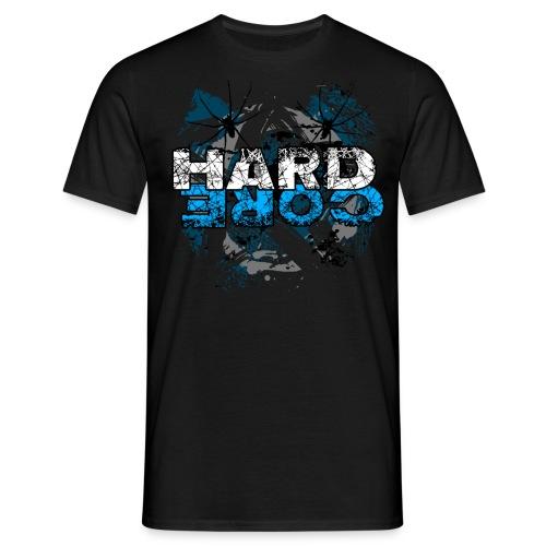 Hard Core - Men's T-Shirt