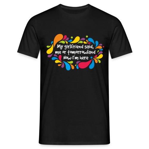 Best Tomorrowland T-Shirt - Männer T-Shirt