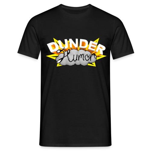 DunderHumor - T-shirt herr