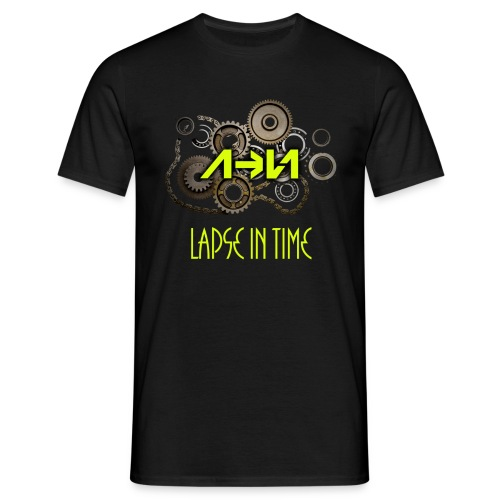 lapse in time shirt - Men's T-Shirt