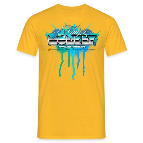 mmadvertiser - T-shirt Homme