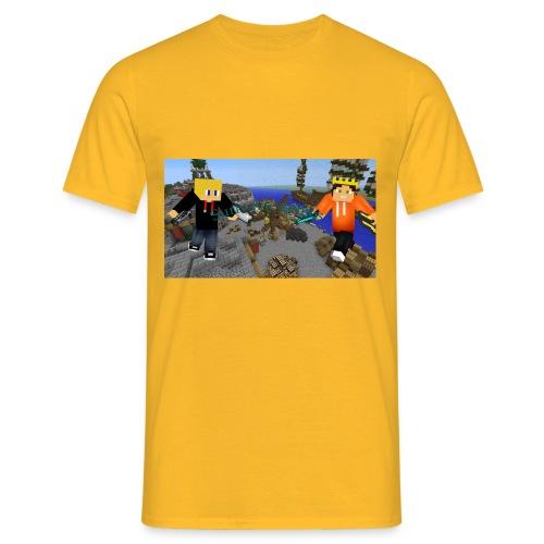 minjatyr png - T-skjorte for menn