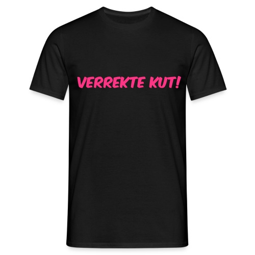 nwk verrekte - Mannen T-shirt