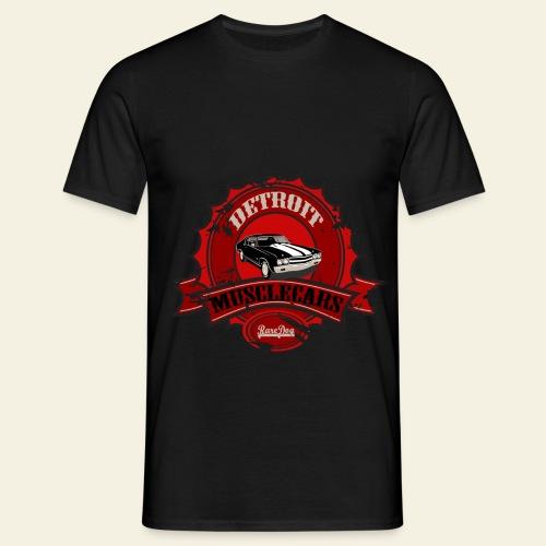 Detroit Chevelle - Herre-T-shirt