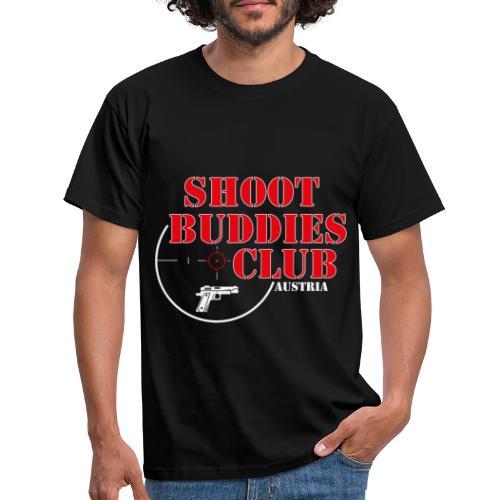 SBCA black - Männer T-Shirt