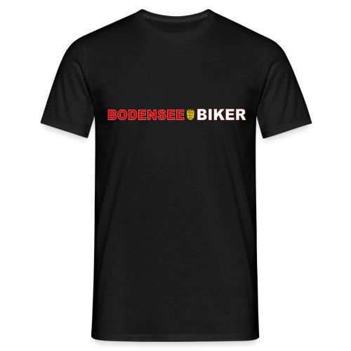 BodenseeBiker png - Männer T-Shirt