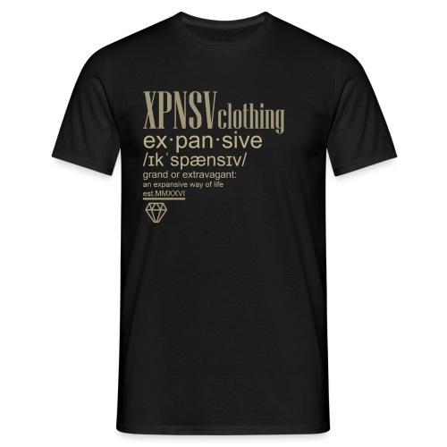 XPNSV - DICTIONARY TEE - Men's T-Shirt