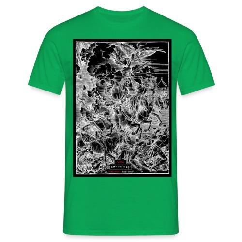 obliteration nightmare edition kansi - Miesten t-paita