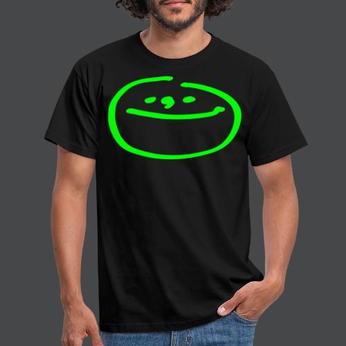 mondgesicht - Männer T-Shirt