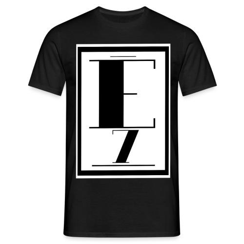 E7 L png - Männer T-Shirt