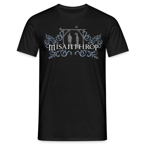 logo misanthrop - Männer T-Shirt