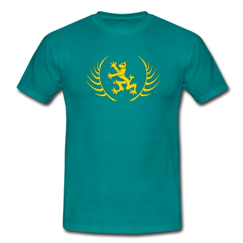 Schola Logo T Shirt transparent png - Men's T-Shirt