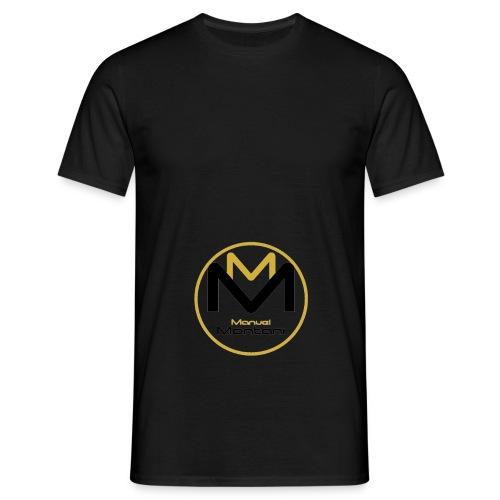 Logo MMwear - Männer T-Shirt