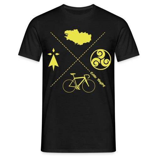 Bike breizh cross - T-shirt Homme