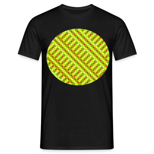 illusion circle - Männer T-Shirt