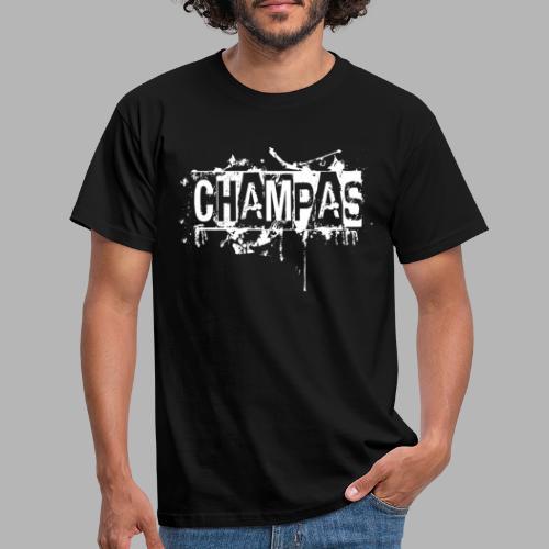 ChampasSplatterHell - Männer T-Shirt