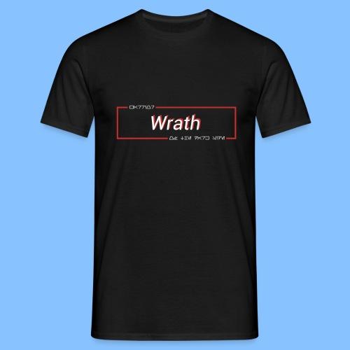 Wrath - Warrior of the Dark Side - Men's T-Shirt