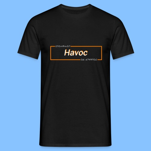 Havoc - Protector of Freedom - Men's T-Shirt