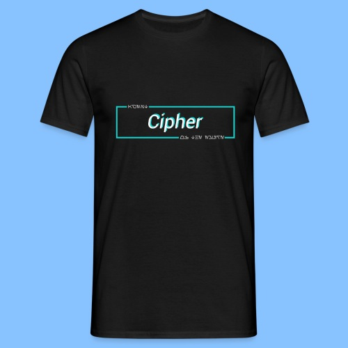Cipher - Agent of the Empire - Men's T-Shirt