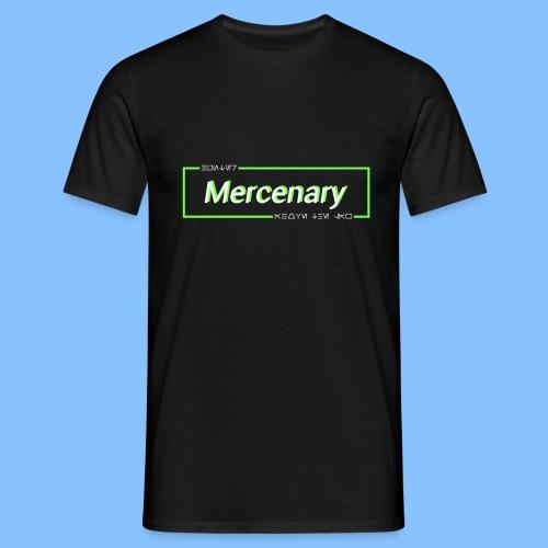 Mercenary - Hunter above the law - Men's T-Shirt