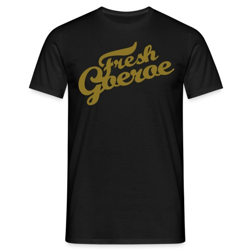 freshgoeroe - Mannen T-shirt