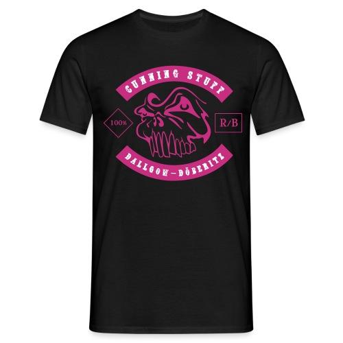 CS-Logo-Skull-01-NEW-Pfad - Männer T-Shirt
