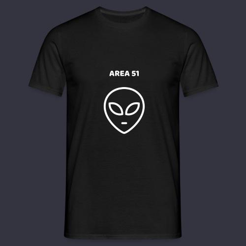 AREA 51 - Männer T-Shirt