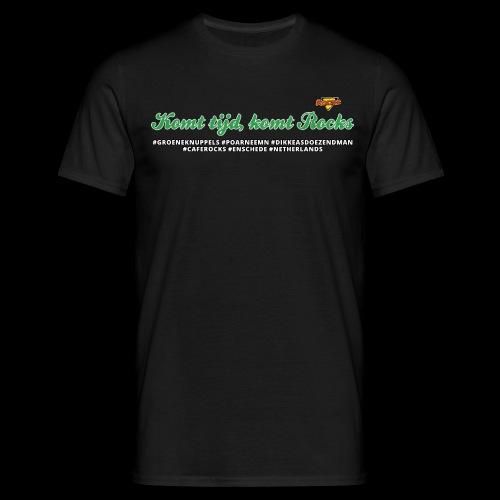 Hashtags - Mannen T-shirt