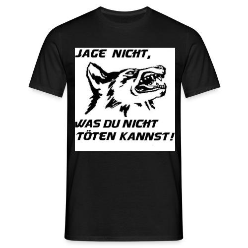scdspruch - Männer T-Shirt