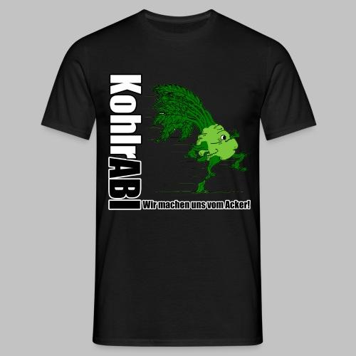 ABI-TSHIRT Kohlrabi - Männer T-Shirt