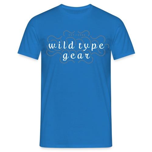 wtg stiched 2 - Men's T-Shirt