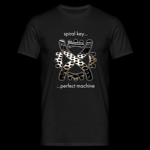 Perfect Machine - Men's T-Shirt