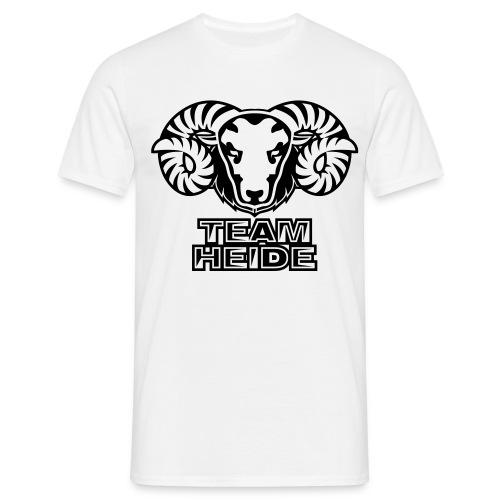 team heide logo 2c - Männer T-Shirt
