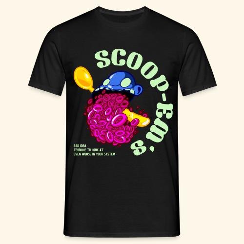 SCOOP EM - Men's T-Shirt
