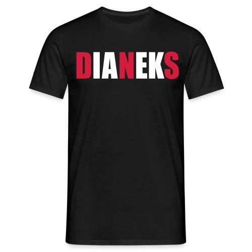 DiaNekS - Männer T-Shirt
