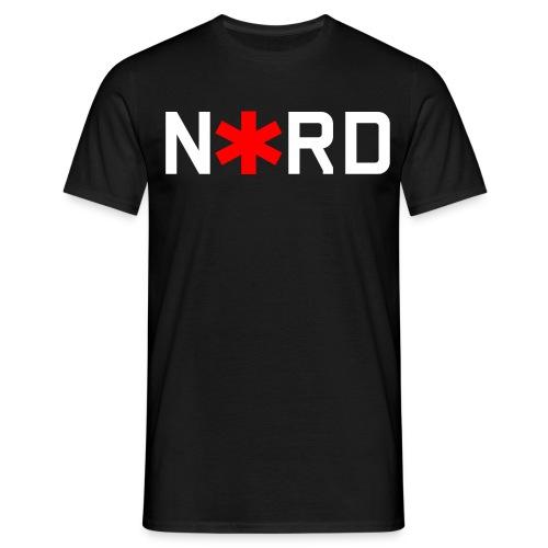 nerd 3 - T-shirt herr