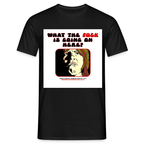 wtf1 - Men's T-Shirt