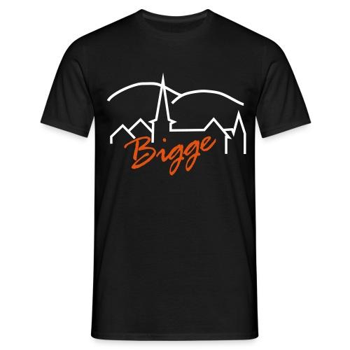 biggetshirtdruck - Männer T-Shirt