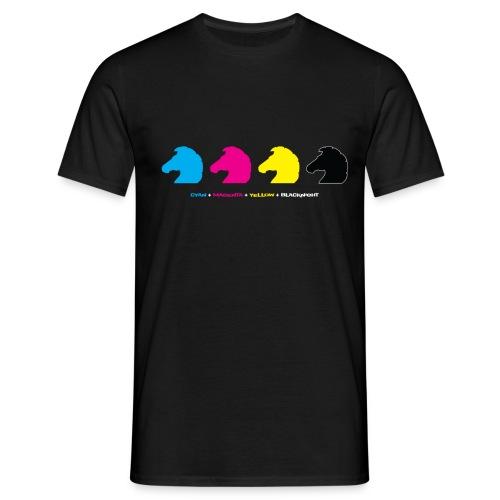 bktshirt1jfpixel - Men's T-Shirt