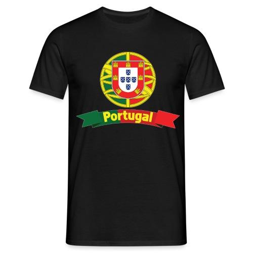 Portugal Campeão Europeu Camisolas de Futebol - Men's T-Shirt