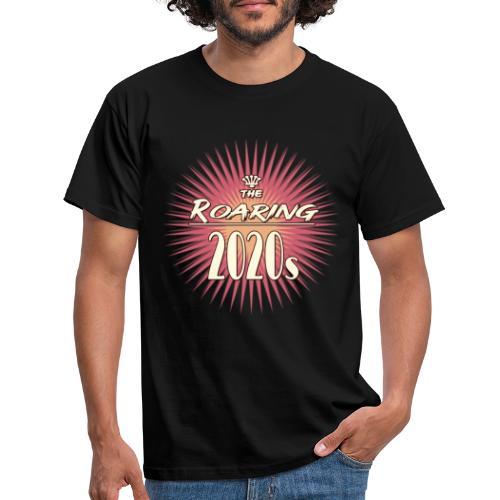 TAPE FIVE - The Roaring 2020s - logo 1 - Men's T-Shirt
