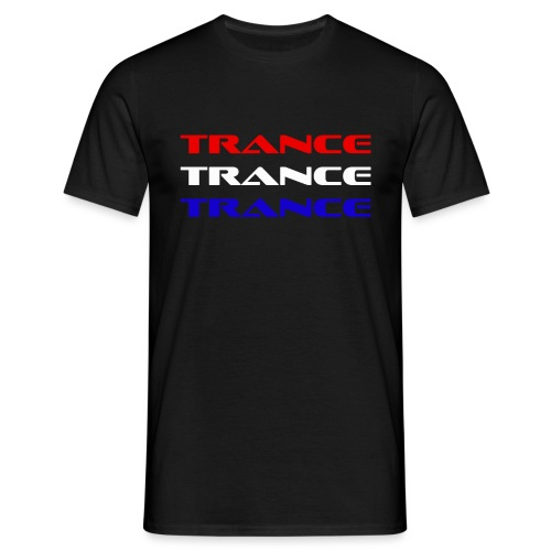 Trance Holland - T-shirt herr