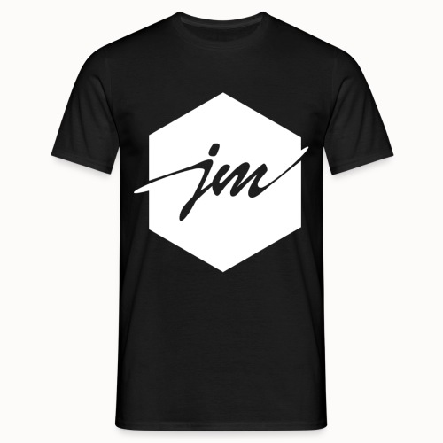 JMclothing | Blank White - T-shirt herr